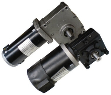 PMDC Brushed Motors with MCP2 & MCP4 gearbox