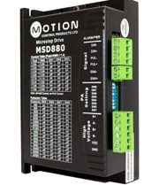 MSD880 stepper drive