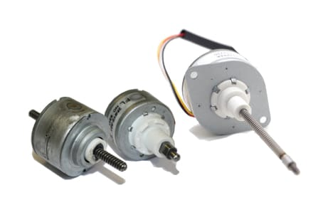 PM linear stepper motors family