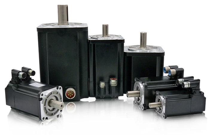 brushless motors family