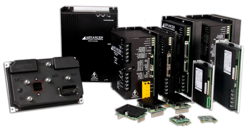 AxCent servo drives