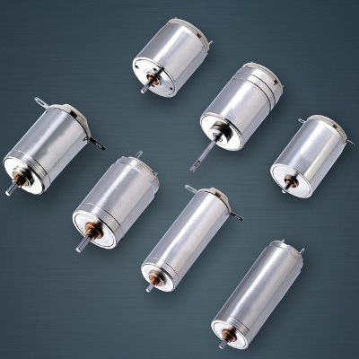 DR Series Coreless DC Motors - Performance - Motion Control Products