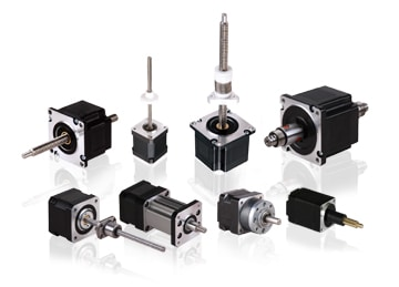 Hybrid linear stepper motor actuators small 2