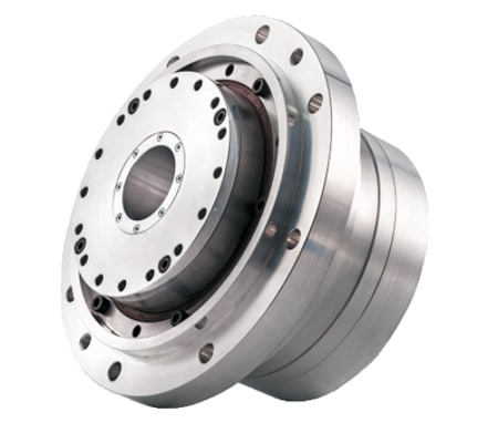 integrated harmonic gear motor MAT (with enlarged hollow shaft)