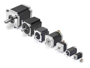 Stepper-motors-group
